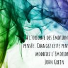 Nos émotions et nos pensées